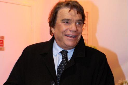 Bernard Tapie. Crédit: Jean-Christophe Marmara/Le Figaro