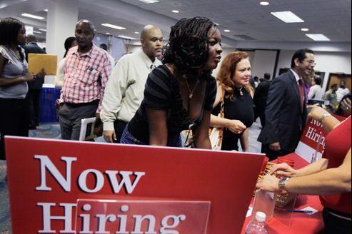 États-Unis : le chômage baisse pour de mauvaises raisons