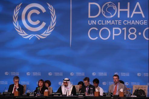 Climat: le Qatar arrache un accord contesté