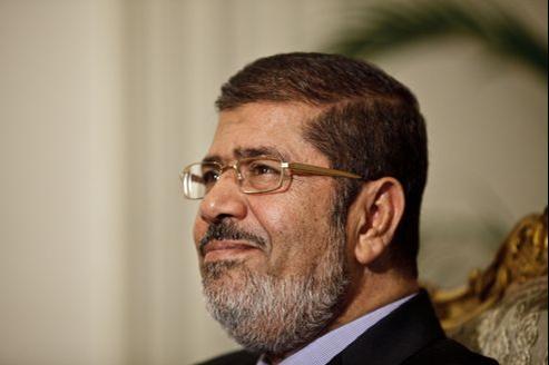 Mohammed Morsi, samedi, auCaire.