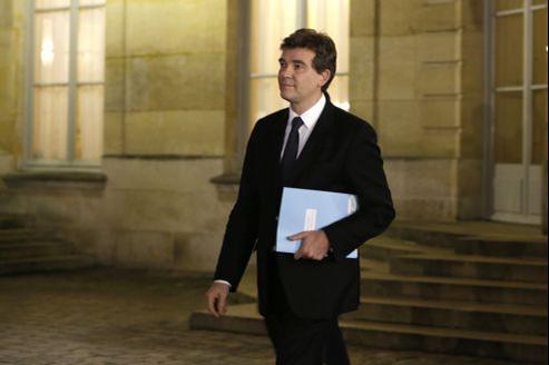 Arnaud Montebourg, ministre du Redressement productif.