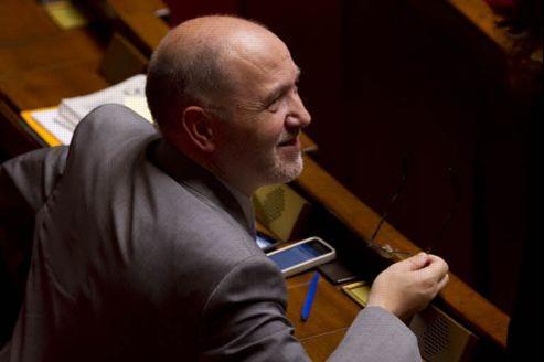 Denis Baupin, député Europe Écologie-Les Verts. Crédit: François Bouchon/Le Figaro