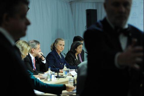 Hillary Clinton et Sergueï Lavrov se sont rencontrés, il y a dix jours à Dublin.