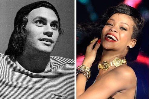 Mikky Ekko et Rihanna. (Crédits photo: Facebook et Reuters).
