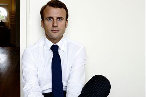 Emmanuel Macron est le secrétaire général adjoint de l'Élysée depuis le 15 mai.