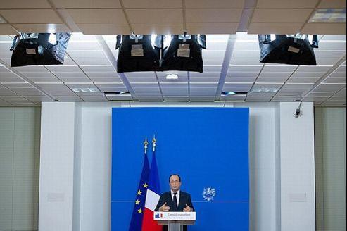 Europe : Hollande se félicite du «chemin parcouru»