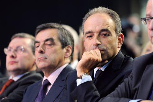 François Fillon et Jean-François Copé le 27 septembre dernier.
