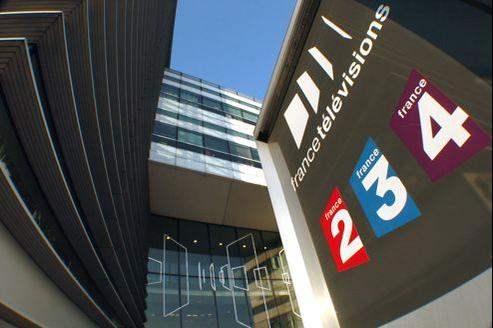 France Télévisions prévoit une baisse d'environ 10% de son chiffre d'affaires publicitaire en 2013.