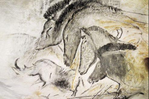 La grotte Chauvet en Ardèche. La démonstration d'une association entre le son et l'image dans l'art rupestre apporte une dimension supplémentaire à l'archéologie.