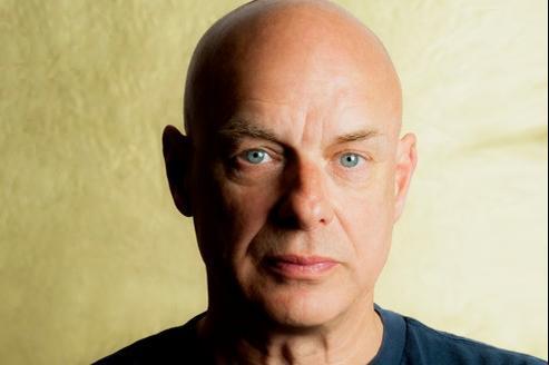 Brian Eno, l'un des artistes les plus influents de son temps.