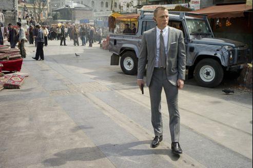 Skyfall , qui met en scène Daniel Craig pour la troisième fois dans le rôle de James Bond, est à lui seul «un concentré des tendances culturelles de l'année».