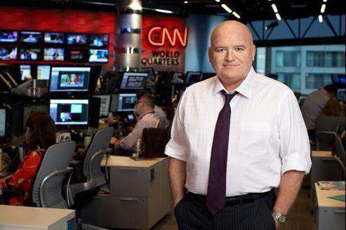 «Nous devons fournir plus d'analyse, plus de contexte et une exertise unique. Les réseaux sociaux ne remplaceront jamais ça», affirme Tony Maddox, vice-président exécutif de CNN International.