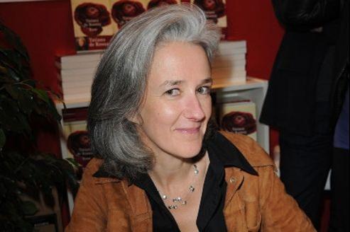 Tatiana de Rosnay est la marraine de la troisième édition des Timbrés de l'orthographe.