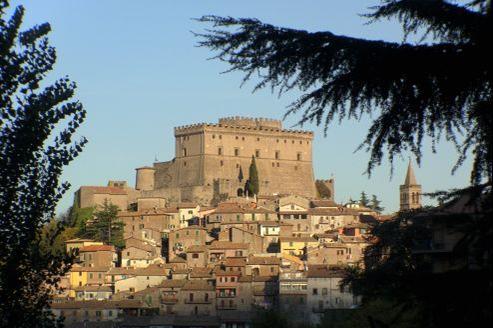 Soriano nel Cimino, près de Rome. Crédit photo: StefanoRomeTours/flickr