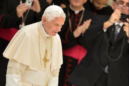 Le Pape est intervenu à plusieurs reprises cet automne pour s'opposer au mariage gay.