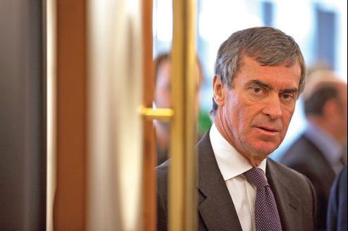 Le ministre du Budget, Jérôme Cahuzac, en novembre dernier à Bercy.