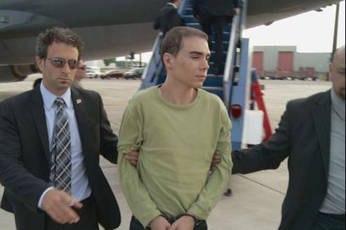 Luka Magnotta a été extradé au Canada le 18 juin, quelques jours après son arrestation à Berlin .