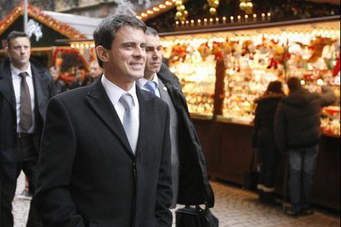 Le ministre de l'Intérieur en déplacement à Strasbourg mercredi.