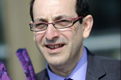 Le président de la FCPE, Jean-Jacques Hazan, en mai dernier.