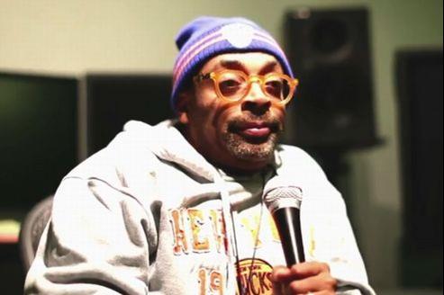 Spike Lee a refusé de s'exprimer à propos de Django Unchained. (Crédits photo: VibeTV)