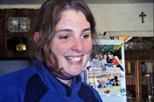 Les parents de Camille avaient fourni ce portrait à la presse pour tenter de la retrouver.