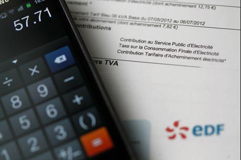 Les factures d'électricité et de gaz vont augmenter en 2013.