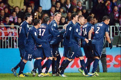 Au PSG (ici face à Brest, le 21 décembre dernier), la prise en charge de cette nouvelle taxe aurait coûté 30millions d'euros rien que pour Zlatan Ibrahimovic.