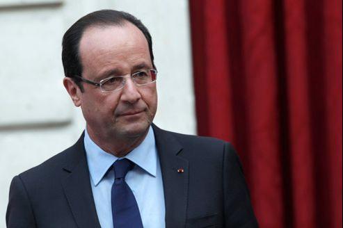 C'est la première fois que François Hollande se livrera à cet exercice traditionnel de chef d'État.