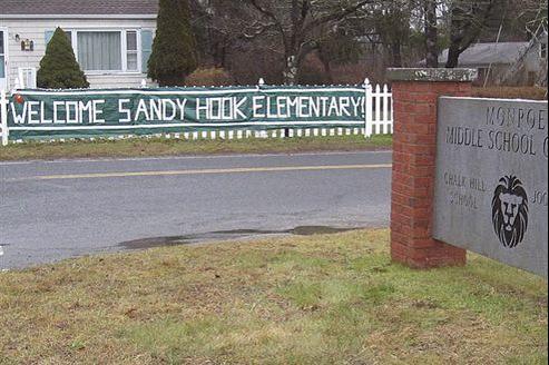 Pour accueillir les enfants, qui reprennent les cours un jour plus tard que les autres écoles de la ville, les autorités locales ont rénové un collège désaffecté de la ville voisine de Monroe.