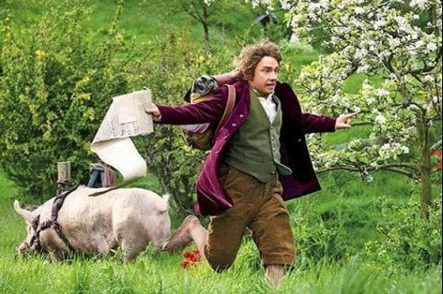 Bilbo le Hobbit a réalisé 1,1 million d'entrées la semaine du 26 décembre au 1er janvier.