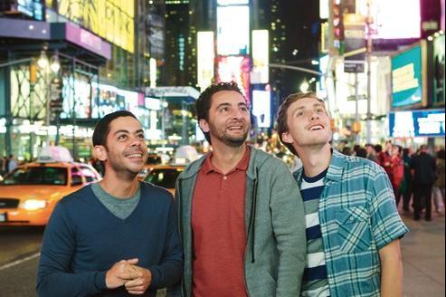Géraldine Nakache nous avait ébloui avec son premier film mais avec Nous York, elle se contente d'envoyer ses personnages à Manhattan.