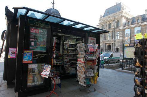 À fin décembre 2012, MédiaKiosk gérait 763 kiosques en France, dont 401 à Paris (notre photo), 99 en Ile-de-France et 263 en régions.