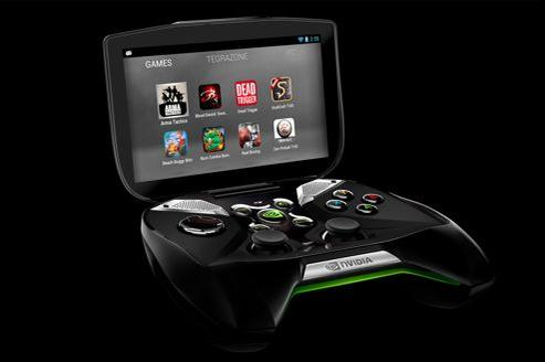 La future console de NVIDIA, Project Shield.