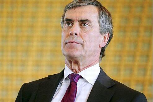 Le ministre délégué au Budget, Jérôme Cahuzac, en octobre dernier.