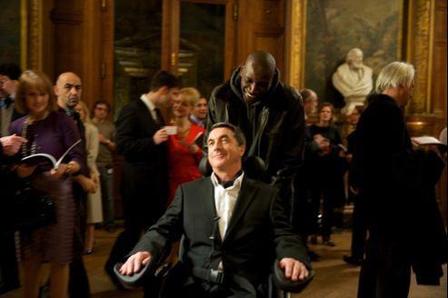 Le film avec Omar Sy et François Cluzet concourt dans la catégorie meilleur film européen.