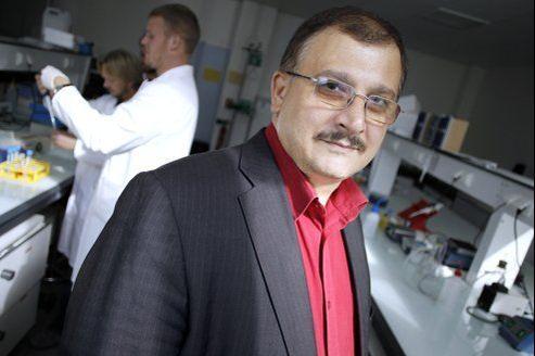 Gilles-Eric Séralini s'est fait connaître avec la publication en septembre d'une étude prétendant démontrer la nocivité d'un maïs OGM sur des rats.