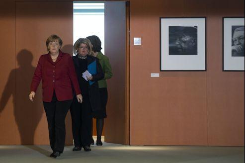 L'Allemagne aussi s'inquiète pour sa croissance