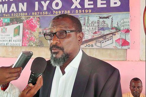 Mohammed Abdi Hassan a davantage l'air d'un businessman que d'un corsaire.
