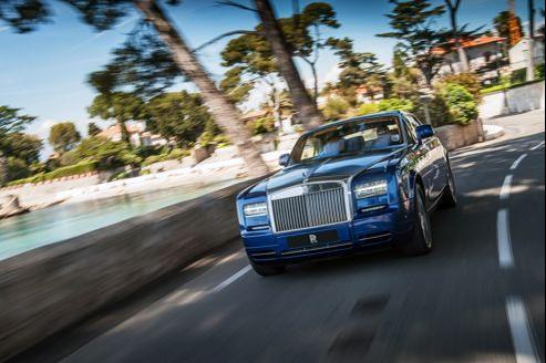 Rolls-Royce reste un symbole de luxe et de réussite. Crédit: Rolls-Royce Motor Cars LTD