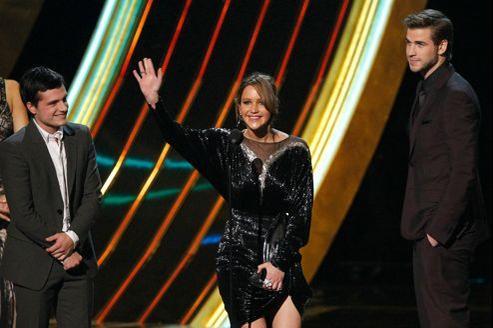 L'équipe de The Hunger Games repart avec cinq distinctions de cette cérémonie.