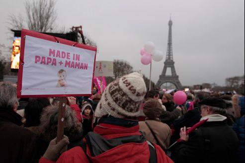 Cette manifestation est la troisième plus importante dans Paris en trente ans, juste derrière le défilé pour la révision de la loi Falloux en 1994 et celui pour la défense de l'école libre de 1984.