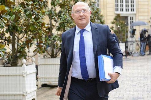Michel Sapin, ministre du Travail, est sûr que le projet de loi sur l'emploi sera adopté.