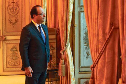 À propos de la PMA, «il y a intérêt à d'abord faire passer un texte avant de réfléchir à un autre», a fait remarquer François Hollande.