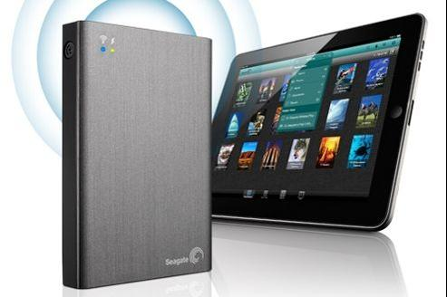 Le Seagate Wireless Plus