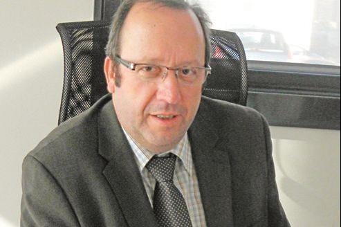 Frédéric Liotard, directeur et fondateur du réseau Prospactive, vise douze nouvelles implantations par an.