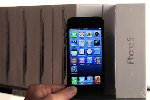 Le successeur de l'iPhone 5 pourrait arriver dès cet été.