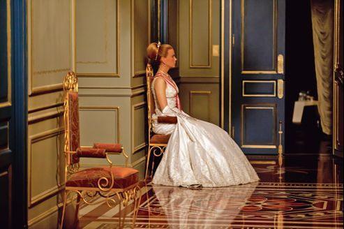 Nicole Kidman dans la peau de Grace Kelly.