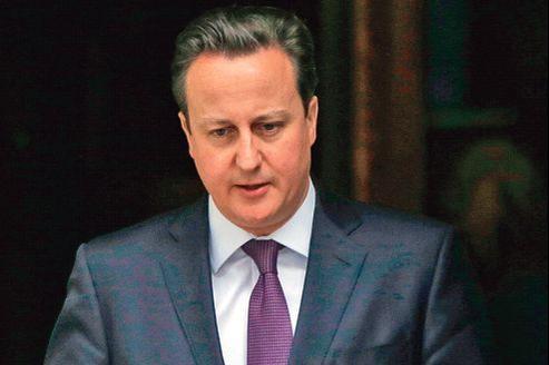 David Cameron, ici à Londres, prononcera son discours vendredi aux Pays-Bas.