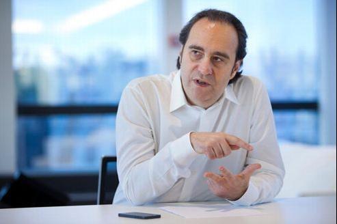 «Nous sommes les seuls à avoir eu le courage d'établir un rapport de force avec Google», dit Xavier Niel.