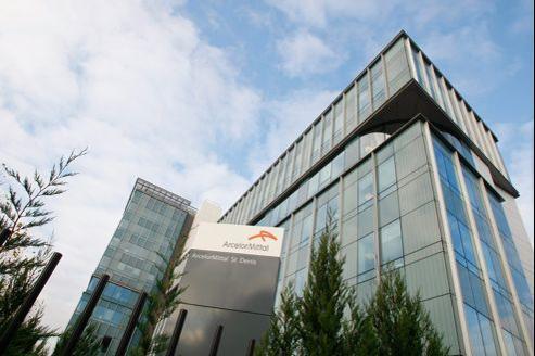 Le bâtiment accueillait précédemment le siège d'ArcelorMittal.
